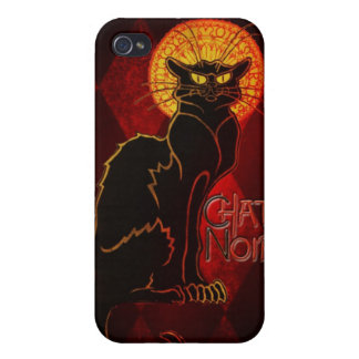 Chat Noir iPhone Speck Case iPhone 4/4S Covers