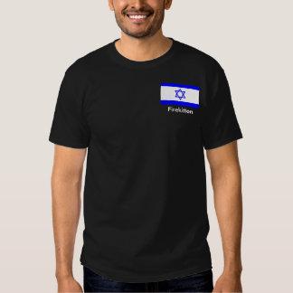 ChDKZ Design 2 Israel mk2 T-shirts