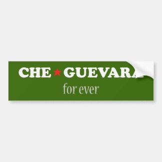 che_guevara_51 bumper sticker