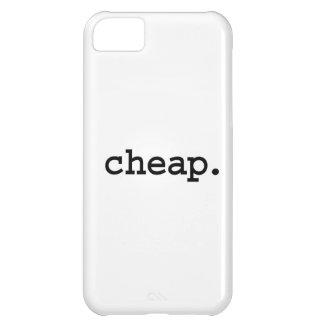 cheap. iPhone 5C case
