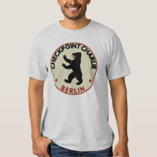 Checkpoint Charlie Berlin T-shirt