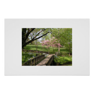 Cheekwood Botanical Gardens Poster