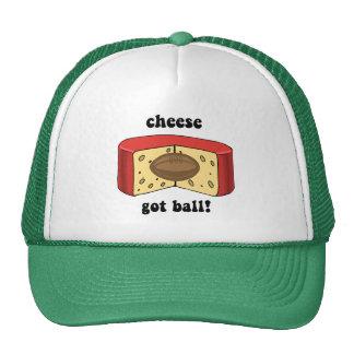 cheese got ball cap