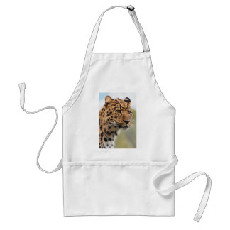 Cheetah Animal Standard Apron