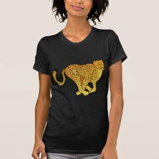 Cheetah Design Tshirts