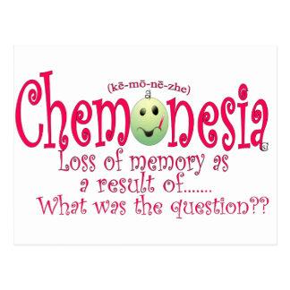 chemoblackPINK(1) Postcard