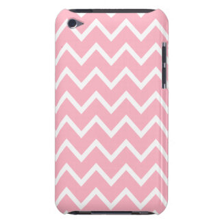 Cherry Blossom Pink Chevron iPod Touch G4 Case