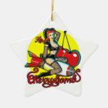 Cherrybomb Ornament