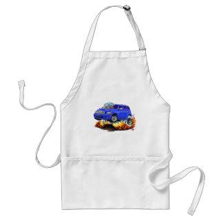 Chevy HHR Blue Truck Standard Apron