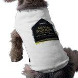 Chew Mail Pouch Tobacco Barn - Original Photo Sleeveless Dog Shirt