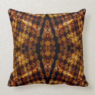 Chewbacca Chesterfield Checkers Mandala Pillow Cushions