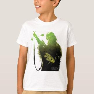 Chewbacca Fun Retro Graphic Tshirts