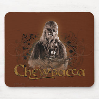 Chewbacca Graphic Mouse Pad