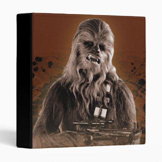 Chewbacca Graphic Vinyl Binders