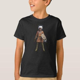 Cheyenne Warrior Standing T Shirts