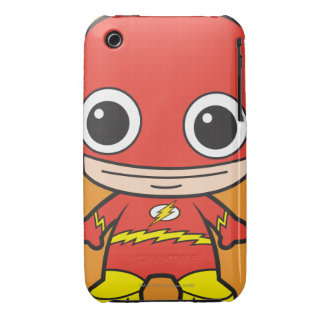 Chibi Flash iPhone 3 Covers