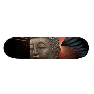 Chic Buddha Yoga Style 20 Cm Skateboard Deck