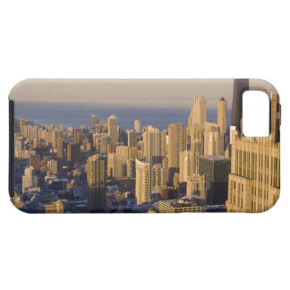 Chicago, Illinois, Skyline from the Sears Tower iPhone 5 Cover