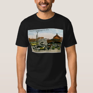 Chicago & Northwestern Railway, Des Moines, Iowa T-shirts