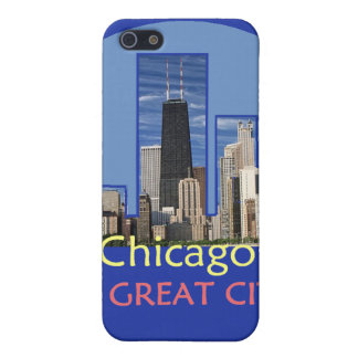 Chicago Speck Case iPhone 5 Cover