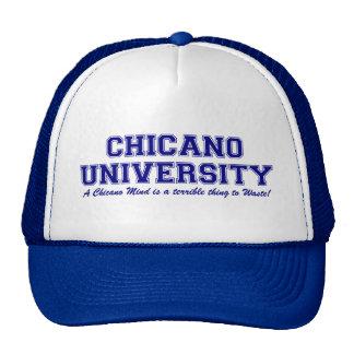 Chicano University Cap
