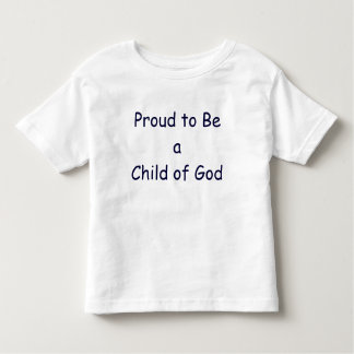 Child of God Tee for Toddlers