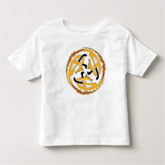 Children's Celtic Fire Fox Shirt