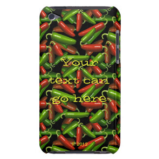 Chili Peppers iPod Touch Cases