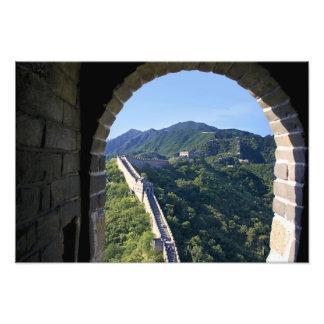China, Huairou County, Mutianyu section of The Photo