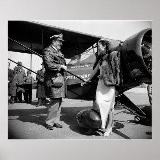 Chinese Aviatrix, 1939 Poster