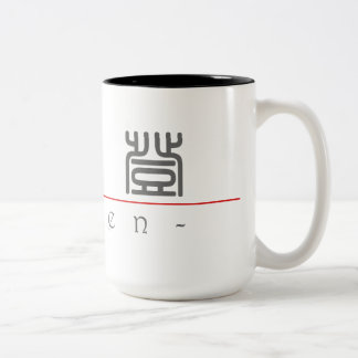 Chinese name for Caden 22135_0.pdf Two-Tone Mug