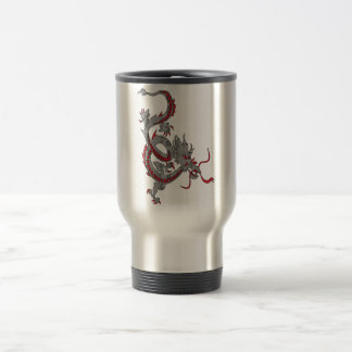 Chinese New Year Dragon Stainless Steel Travel Mug
