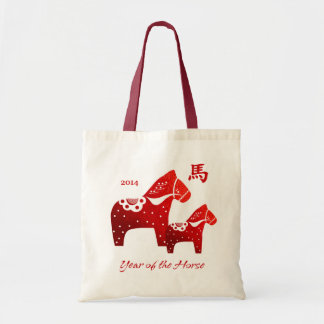 Chinese Year of the Horse Gift Tote Bag