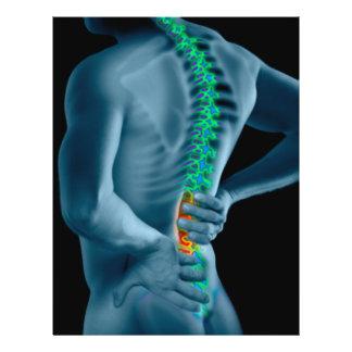 Chiropractor Business Flyer