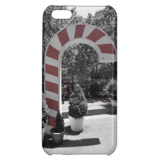 Christmas Candy Cane iPhone 5C Cover