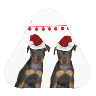 Christmas Miniature Pinschers