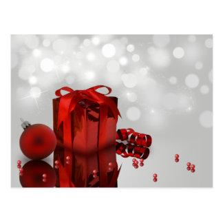 Christmas Present - Postcard