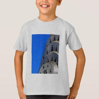 Chrysler Building Deco T-shirts