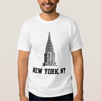 Chrysler Building Dome T Shirts