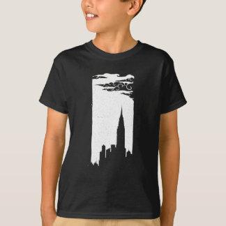 Chrysler building tee shirts