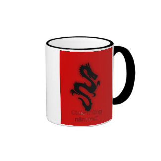 Chuc Mung Nam Moi Vietnamese Year of the Dragon Ringer Mug