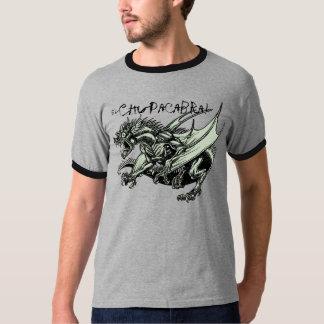 Chupacabra the Goat-Sucker - Green-Gray Hide T-shirts