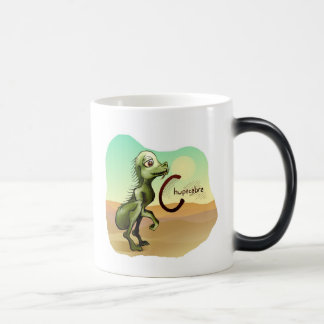 Chupacabra True Believer Line Mug