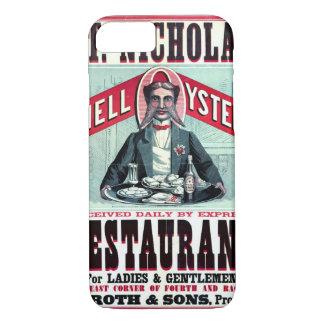 Cincinnati Restaurant Ad 1873 iPhone 7 Case