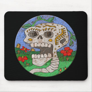 Cinco de Mayo Day Of The Dead T-shirts and Gifts Mouse Pad