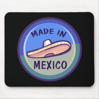 Cinco de Mayo Made In Mexico T-shirts and Gifts Mouse Pad