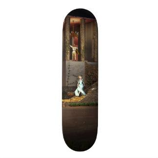 Cinderella's Coach Skate Board