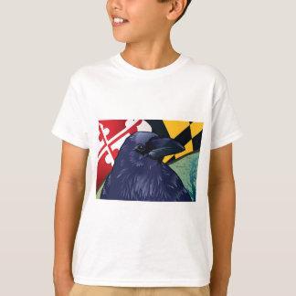 Citizen Raven, Maryland's Nevermore Tee Shirt