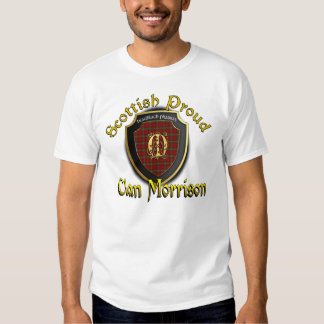 Clan Morrison Scottish Proud Shirts