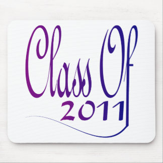 Class Of 2011 Mouse Pad